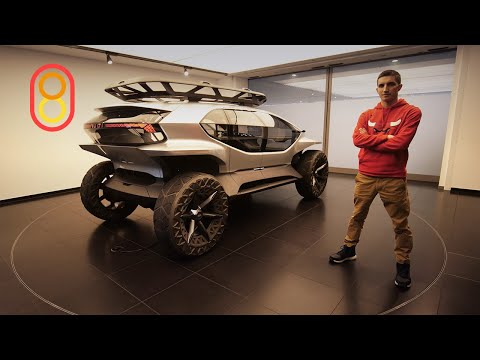 Это самый безумный внедорожник Audi
