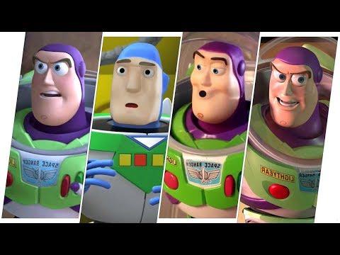Buzz Lightyear Evolution (Toy Story)