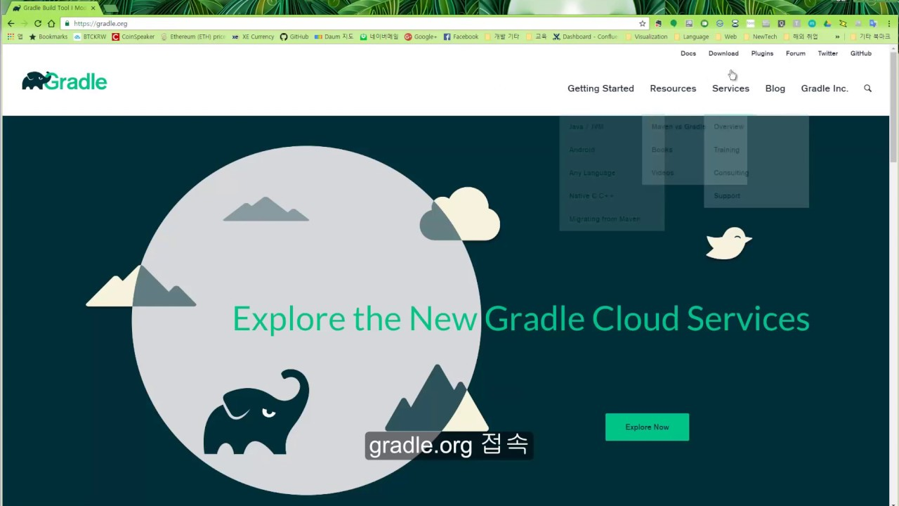 Apex Spring Day 01 GitHub Gradle Project - YouTube