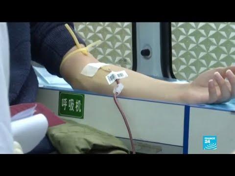 La Chine fait appel au don de plasma des malades guéris