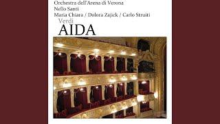 """Aida, Act IV: """"Spirto del nume, sovra noi discendi!"""""""