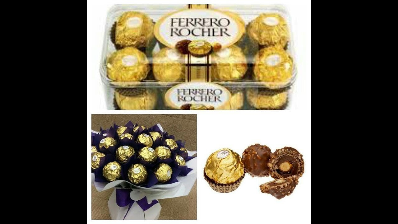 0b8ffc6ecd587 How to make Ferrero Rocher(full Recipe)-  Hindi  English   - YouTube