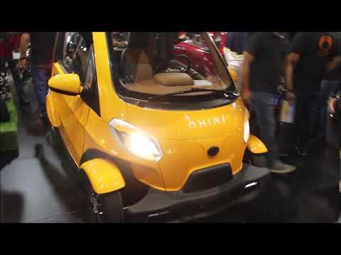 Auto Eléctrico Kiri