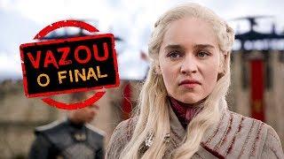 Vazou o final de Game of Thrones!