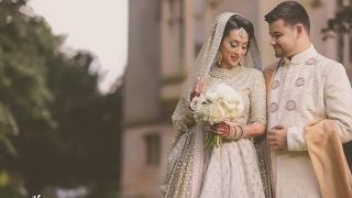 Jamal & Rabia Pakistani Wedding Highlights