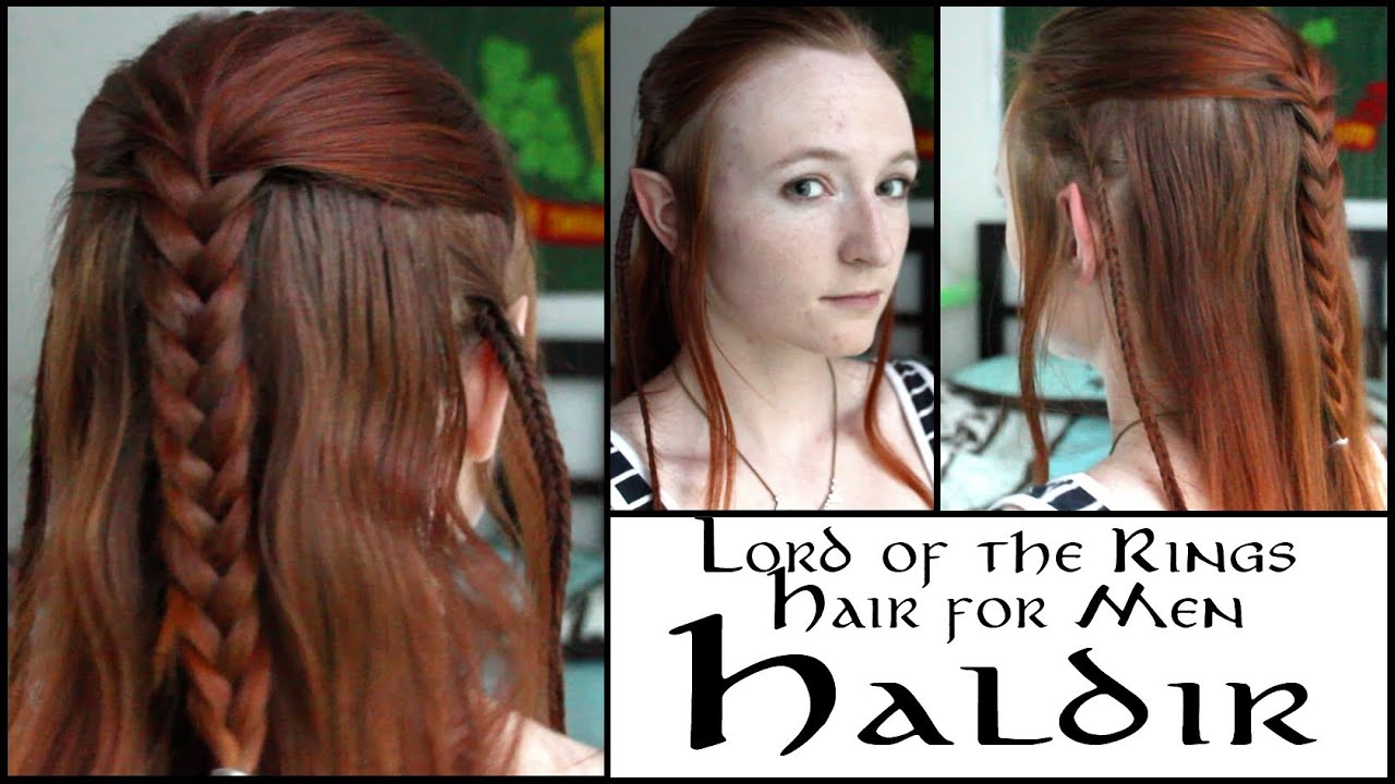 Lord Of The Rings Hair For Men