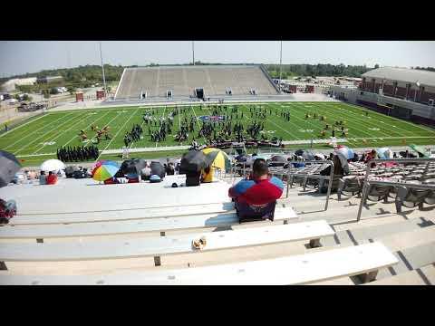 Pasadena Memorial High School Marching Band 10-05-19