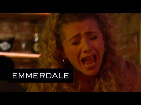 Emmerdale - An Enraged Maya Catches David Kissing Tracy