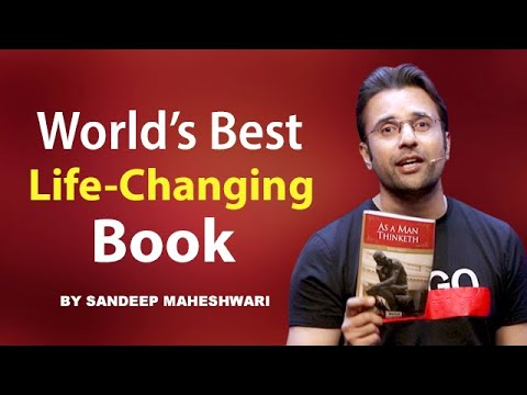World's Best Life Changing Book – By Sandeep Maheshwari | Hindi
