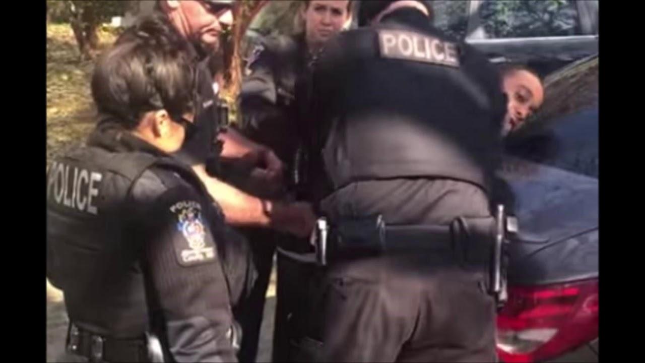 Black Man Arrested After Helping Drunk Neighbor Home