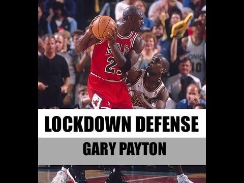 Gary Payton Defense : Lockdown Breakdown