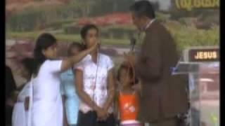 God saves a life of a boy  Jesus nf - Pastor A J joseph