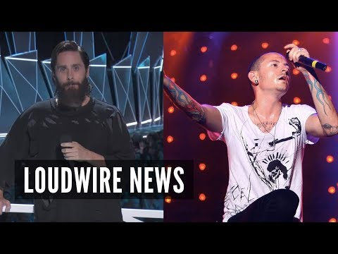 Jared Leto Honors Chester Bennington at VMAs; Linkin Park Fans Upset With MTV