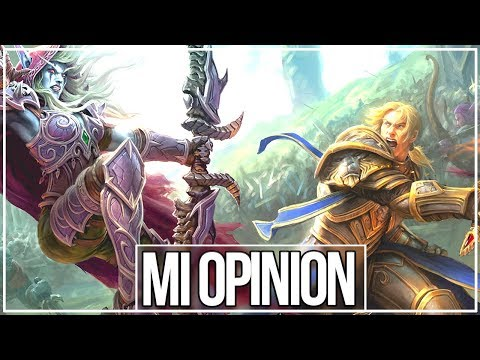 MI OPINIÓN | Battle for Azeroth
