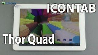 Демонстрація iconBIT NetTAB Thor Quad FHD NT-1005T