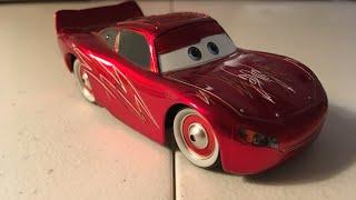McQueen Monday: Disney Store Pinstrip Lightning McQueen