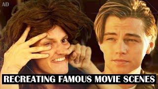 Recreating Famous Movie Scenes - Philip Green AD