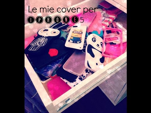 ~Le mie cover per IPhone 5~ WorldOfChiara