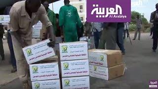 الخرطوم ترسل مساعدات غذائية لجنوب السودان لدعمها في مواجهة المجاعة