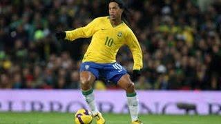 مهارات رونالدينهو من 2010 ◄ 2013  Ronaldinho Skills