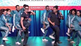 Tiger Shroff Teaching Dance Ganesh Acharya | Tiger Sizzling Performance