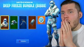 das *NEUE* DEEP FREEZE BUNDLE mit 1000 V-Bucks!