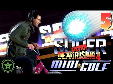 Let's Play - Dead Rising 4 Mini Golf: Course 5