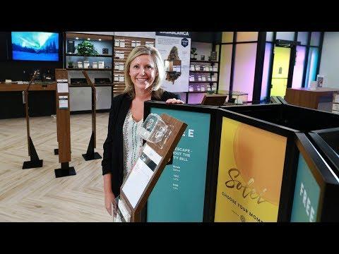 First look inside Nova Cannabis retail store