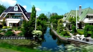 Netherlands travel Hollanda gezi HD