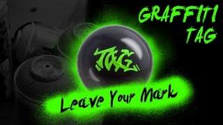 MOTIV Graffiti Tag Video Bowling Ball Review