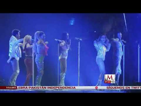 90s Pop Tour - Momento chusco (0V7 y Fey)