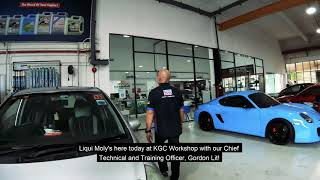 KGC Workshop x Liqui Moly Service Partner