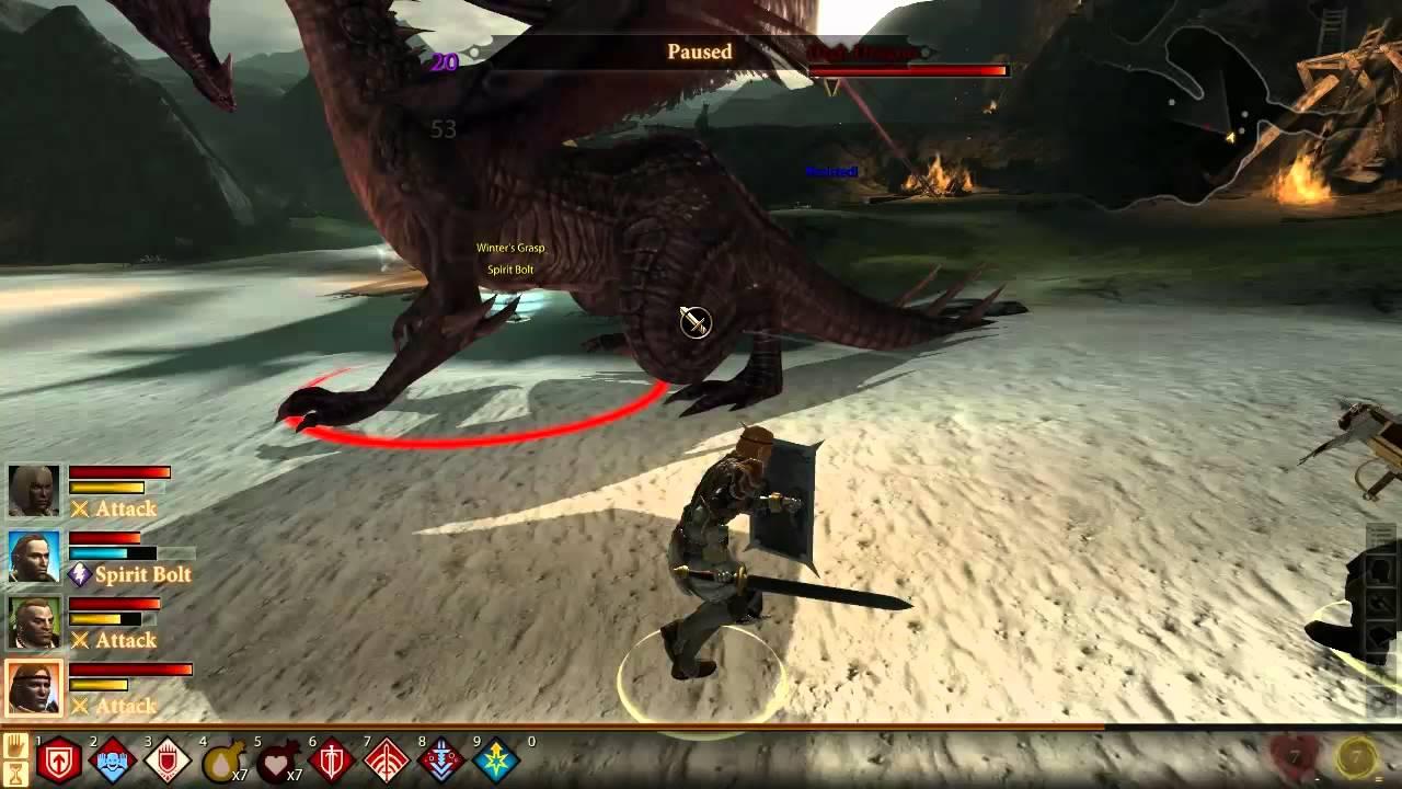 Dragon age inquisition рецензия видео 3773