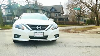 2017 Nissan Altima 3.5 SL: An Engine Swap Can Make A Whole Lot Of Difference