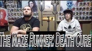 Maze Runner: Death Cure Final Trailer Reaction!