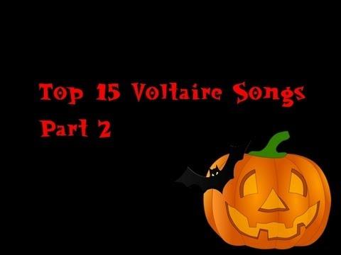 Halloween Special: Top 15 Voltaire Songs - Part 2