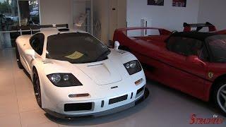 Supercars in Oregon! McLaren F1 HDK, Ferrari F50 & Ferrari F40
