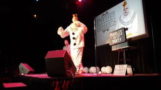 Under Pressure (David Bowie) performed by Puddles Pity Party