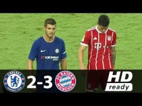 Download Bayern Munich Vs Chelsea 3/2   Goals and highlights Full HD