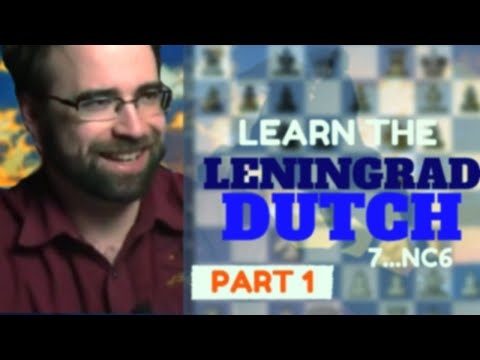 Learn the Leningrad Dutch Part 1: 7...Nc6 | Chess Openings Explained