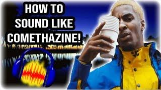 How To Sound Like Comethazine! Audacity Tutorial!