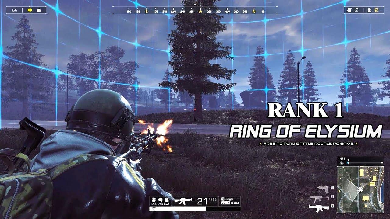 Llegan Ring Of Elysium Roe Y Scum Dos Battle Royale Que