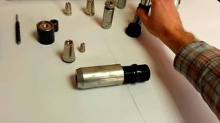 PAUL.  Видео обзор цанг (Анкерные захваты) и зажимных клиньев для арматуры и проволоки