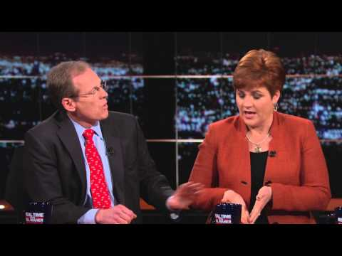 Real Time with Bill Maher: Admit It: Iran Is Our Ally (HBO)
