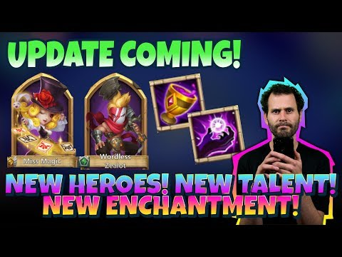 NEW UPDATE All The Details You Need To Know! Castle Clash