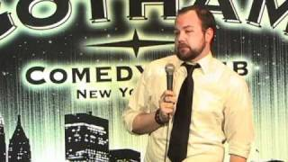 Andy Hudak at Gotham Comedy Club (2/22/11)