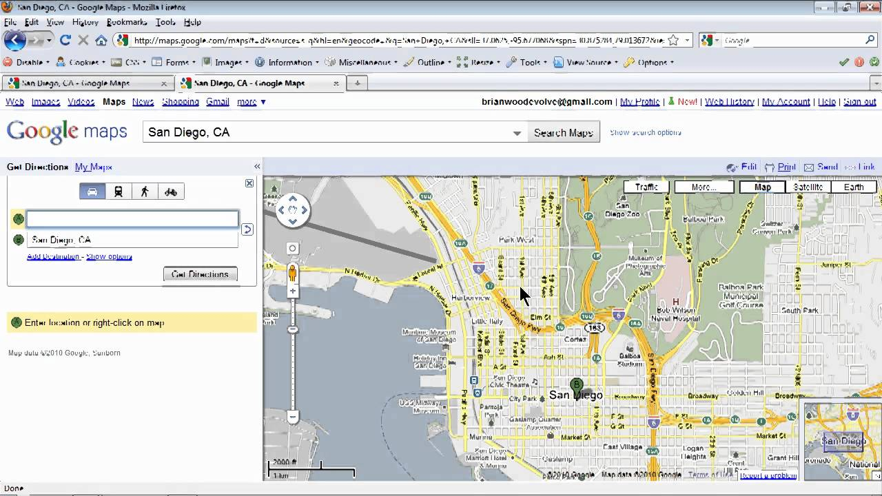 Add A Google Map To Your Web Page In Dreamweaver