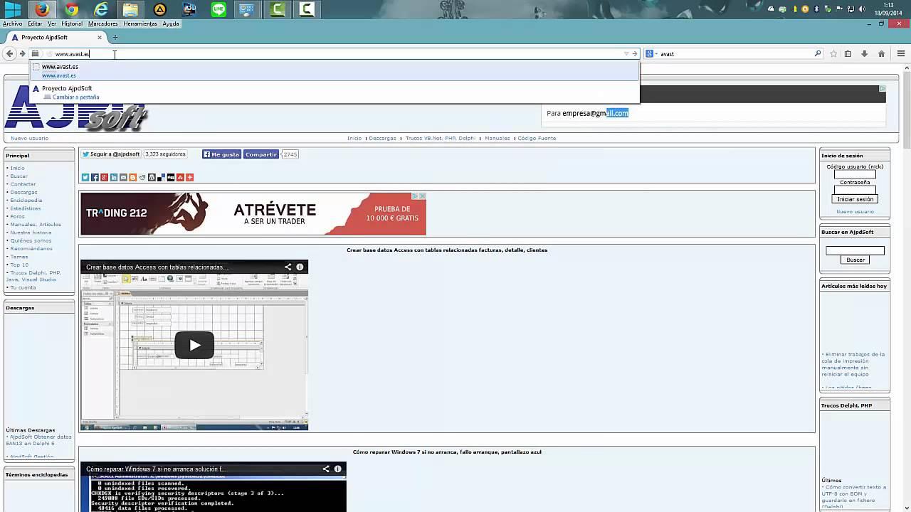 Descargar Avast Free Antivirus offline para i…