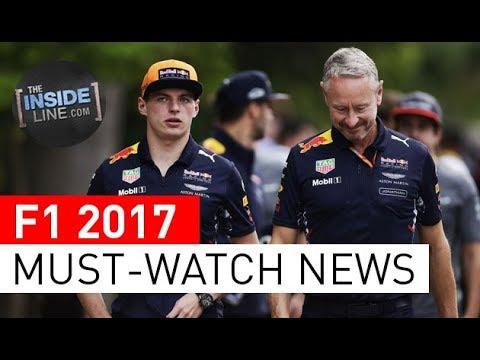 F1 NEWS 2017 - WEEKLY FORMULA 1 NEWS (24 OCTOBER 2017) [THE INSIDE LINE TV SHOW]