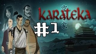 Karateka - Walkthrough - Part 1 (PC/X360/PS3) [HD]